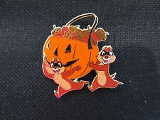 Disney Halloween Chip and Dale Super Hero Pumpkin pin