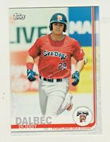 2019 Topps Pro Debut #56 BOBBY DALBEC RC Rookie Boston Red Sox QTY AVAILABLE