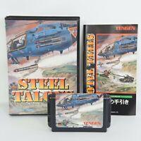 STEEL TALONS Mega Drive Sega 325 md