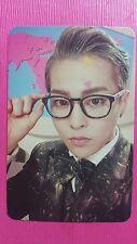 CBX EXO XIUMIN Official Photocard #3 1st Album Hey Mama! Photo Card 시우민