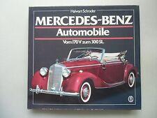 Mercedes-Benz Automobile Vom 170V zum 300 SL