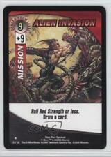 2000 The X-Men Movie Trading Card Game Base #21 Alien Invasion Gaming 0f8