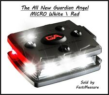 Guardian Angel MICRO WHITERED Pattern Running Jogging Safety Light New