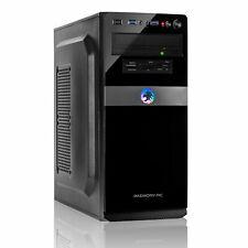 OFFICE MEMORY PC AMD A8-9600   16GB DDR4   240GB SSD - 1TB HDD   Windows 10 Pro