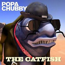 POPA CHUBBY - THE CATFISH   CD NEU