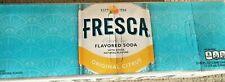 Fresca Citrus Soda 12 Pack of Cans Zero Calories