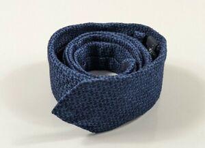 Hugo Boss Blue Slim Tie