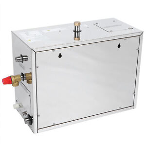 ATCSTEAM 6KW Steam Generator With External Controller Shower System Household