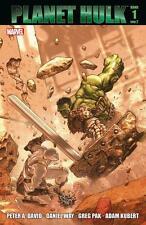 Planet Hulk 1, Panini