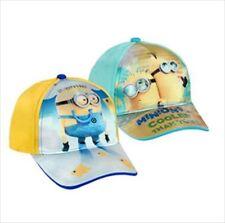 Chapeaux visières pour garçon de 2 à 16 ans