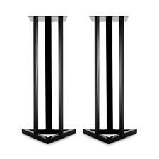 Supporto Altoparlanti Diffusori Stand Casse Appoggio Pavimento Stabile 28x28 cm