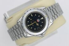 Tag Heuer 972.613 Blue Gold MOONDUST Professional MIDSIZE 2000 Watch Mens Womens