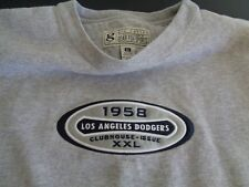 LOS ANGELES DODGERS Baseball Gear For Sports XL Clubhouse Issue MLB Sweatshirt