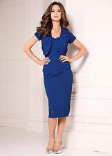 Peplum Dress & Bolero Set from Kaleidoscope | Size 14