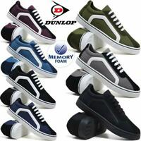 Mens Dunlop Canvas Shoes Casual Boat Deck Plimsolls Pumps Retro Skates Trainers