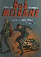 H. Vernes & G. Forton – Bob Morane  » les mangeurs d'âmes » - éditions Hibou