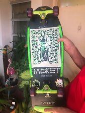 price lowered...My Skullskates Hackett Iron Cross Holy Grail!