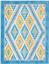Pizzazz quilt pattern by Dereck Lockwood