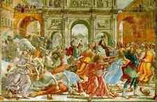 Ghirlandaio Domenico 9 stampa in A4