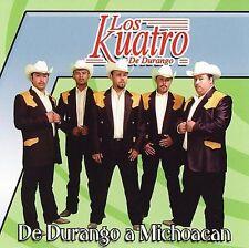 De Durango a Michoacan [us Import] CD (2005) ***NEW***