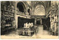 CPA 01 Ain Bourg Eglise de Brou Le Choeur