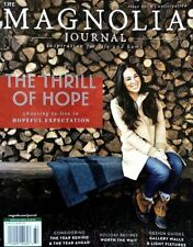 The Magnolia Journal Magazine Issue 3 Chip Joanna Gaines HGTV 2017