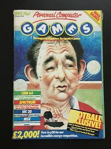 Personal Computer Games Magazine October 1984