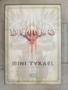 BLIZZCON PRPMO 2011 Mini Tyrael Diablo 3 Collectible Figure HTF SEALED Rare