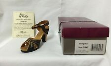 Just The Right Shoe #25043 Rising Star Miniature Retired Raine 1999 Nib