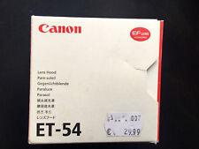 Orig. Canon ET-54 Sonnenblende für EF 55-200mm; EF 80-200mm USM bzw. II USM
