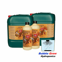 HOUSE & GARDEN COCO A & B 5L VAN DE ZWAAN HYDROPONIC NUTRIENTS COCOS