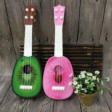 1PC Kids Children Fruit Ukulele Uke 4 Strings Small Guitar Educational Funny Toy