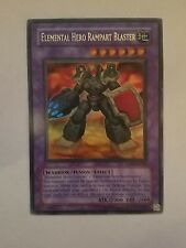Elemental Hero Rampart Blaster - EEN-EN033 - Ultra Rare NM Elemental