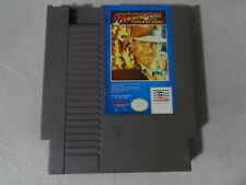 EUC Indiana Jones Temple Of Doom Original Nintendo NES Cart Only Free Ship