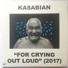 """KASABIAN """"FOR CRYING OUT LOUD"""" TRIPLE VINYLE BLANC 10"""" NEUF -NEW"""