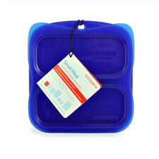 Goodbyn Small Meal & Dipper Lunch Container BLUE POPSUGAR