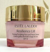 Estee Lauder Resilience Lift Firming/Sculpting Face & Neck Creme 50ml - New