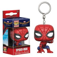 Funko Spider-Man Homecoming Pocket POP Spider-Man Figure Keychain NEW Toys