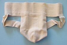 NOS IN BOX, WWll VINTAGE RARE FOSTER BROS., ALL COTTON, ARMY JOCK STRAP SIZE MED