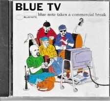 Blue TV - Various Artists - CD - 2001 - UK FREEPOST