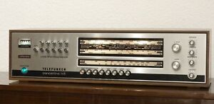 Receiver Telefunken Concertino HiFI 101 Vintage Antik Radio Bluetooth Stereo