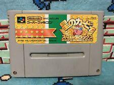 Hoshi no Kirby Super Deluxe Super Famicom Japan NTSC-J Kirby's Super Star