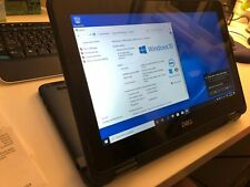 Dell Latitude 3190 2-in-1 Laptop/Tablet Touch Screen with Windows 10