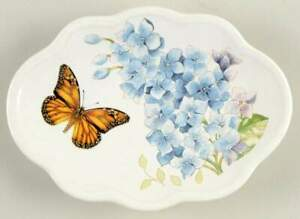 Lenox Butterfly Meadow Blue Soap Dish 11581909