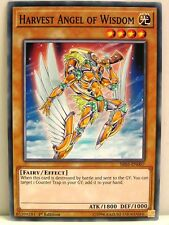 Yu-Gi-Oh - 2x #007 Harvest Angel Of Wisdom-sr05-Wave of Light Structure Deck
