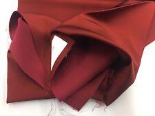 Burgundy 50 Inch 2 Way Stretch Heavy Satin-Prom-nightgown-wedding-sold 60 Yard