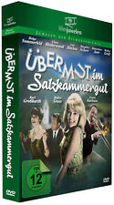Übermut im Salzkammergut - mit Helga Sommerfeld und Gus Backus - Filmjuwelen DVD