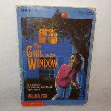Girl in the Window  Scholastic Paperback Book 1988   008-012