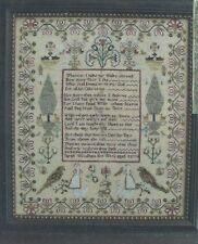 """""""Sarah Woodham 1770' THERESA VENETTE Shakespeare's Peddler Chart Pack ©2009"""