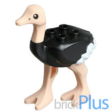 LEGO Black Ostrich from 7570 The Ostrich Race 4578112